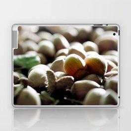 Hazelnuts in the forest Laptop & iPad Skin