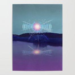 Futuristic Visions 01 Poster