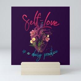 Kelly-Ann Maddox Collection :: Self-Love (Illustrated) Mini Art Print