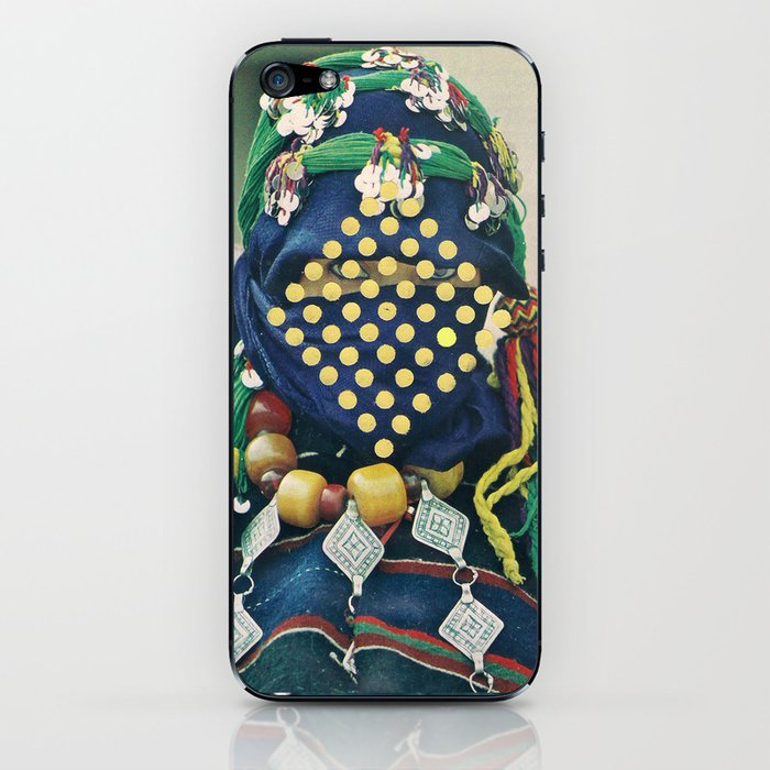 Dotted Tribe iPhone Skin