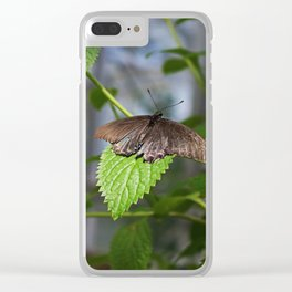The Grasp Clear iPhone Case