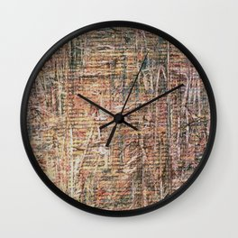 Untitled #1 Wall Clock