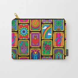 Good Luck Charms Carry-All Pouch