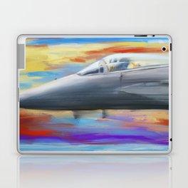Jetfighter speed Laptop & iPad Skin