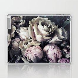 Roses and peonies vintage style Laptop & iPad Skin