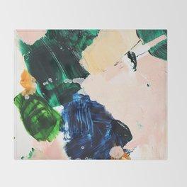 Palette No. Thirty Throw Blanket