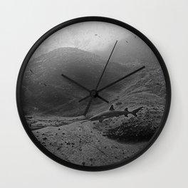 Roca Partida Wall Clock