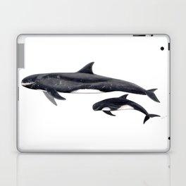 Pygmy killer whale Laptop & iPad Skin