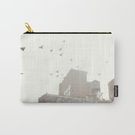 Birds Over Soho Carry-All Pouch