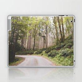 The Road to Olympia Laptop & iPad Skin