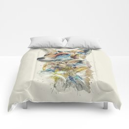 Heroes of Lylat Starfox Inspired Classy Geek Painting Comforters