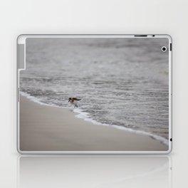 Lonely Sandpiper Laptop & iPad Skin