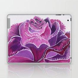 Knitted Flower Artwork Laptop & iPad Skin