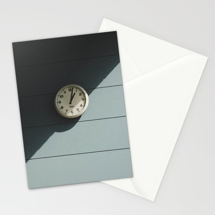 the watch watch Stationery Cards