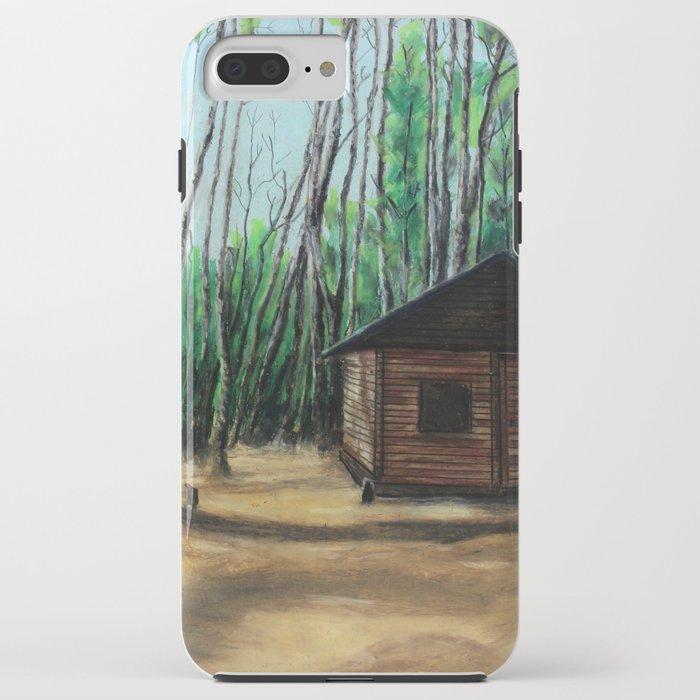 The Woodshed iPhone Case