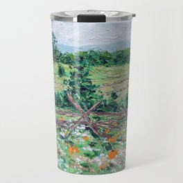 Gettysburg Farm Travel Mug