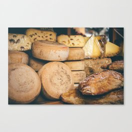 Fromagerie in Sarlat Canvas Print