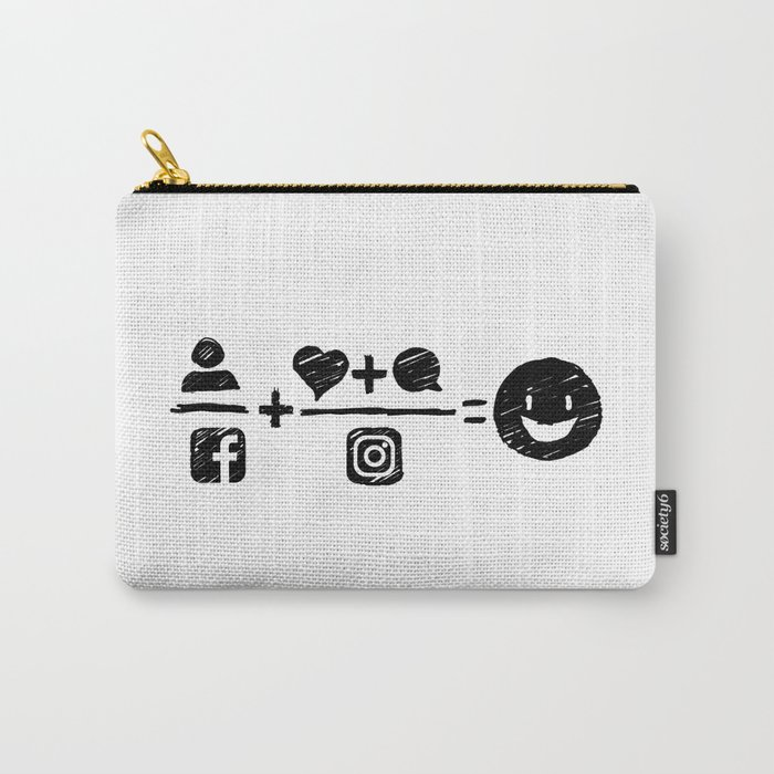 Equations Carry-All Pouch