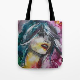 THE GIRLS 2of3 Tote Bag