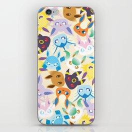 Eevee Evolutions iPhone Skin