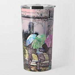 3 Umbrella's! Travel Mug
