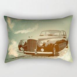 Bentleys Rectangular Pillow