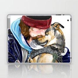 Humanity is love Laptop & iPad Skin