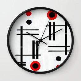 Contempo Vision Wall Clock