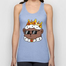 King Fred Unisex Tank Top