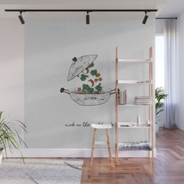 Wok On The Wild Side Wall Mural