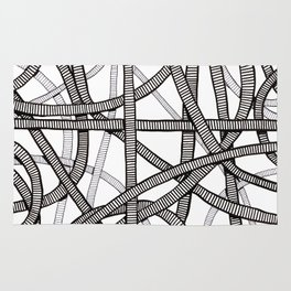Pipes and Stripes Rug