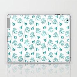 Tea time starts now - Malayan Tapir - Bule Laptop & iPad Skin