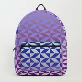 Magic Vibrations (Purple Mint) Backpack