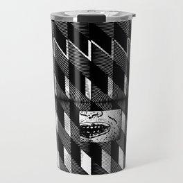 Building Face Travel Mug