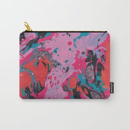 Marble texture 14 Carry-All Pouch