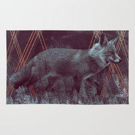 In Wildness | Fox Rug