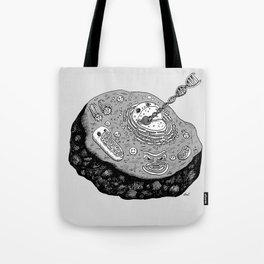 ONCE upon a CELL Tote Bag