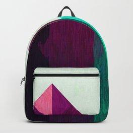 Purple Peaks Backpack