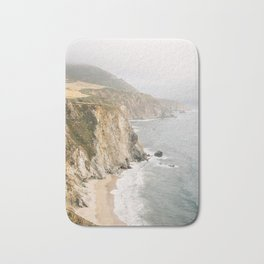Big Sur California Bath Mat
