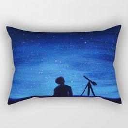 Serendipity Jimin Rectangular Pillow
