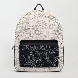 Yoga Manuscript Backpack