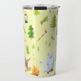 Annual Camping Trip Travel Mug