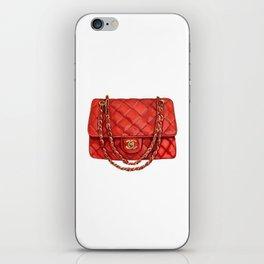 Designer Purse iPhone Skin