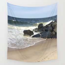 Baesic Belmar Beach Wall Tapestry
