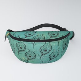 Teal fathers Fanny Pack