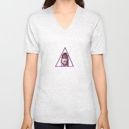Trees Please: Simple Version Unisex V-Neck