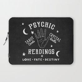 Psychic Readings Fortune Teller Art Laptop Sleeve