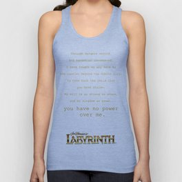 Goblin City Unisex Tank Top
