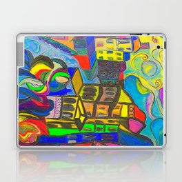 The Wave   #Society6   #decor   #buyart Laptop & iPad Skin