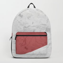 MARBLE SUPERIOR Backpack